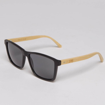 TAKE A SHOT Brýle Tomte Bambus béžový