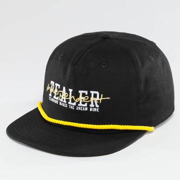 Tealer Snapback Cap Independent nero