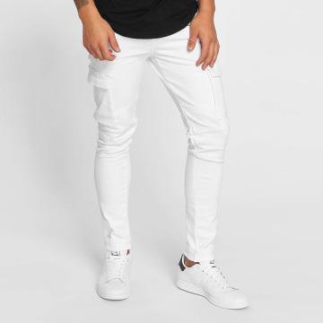Terance Kole Cargo pants Courtney bílý
