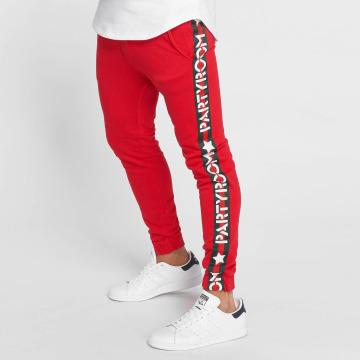 Terance Kole Jogging kalhoty Partyroom červený