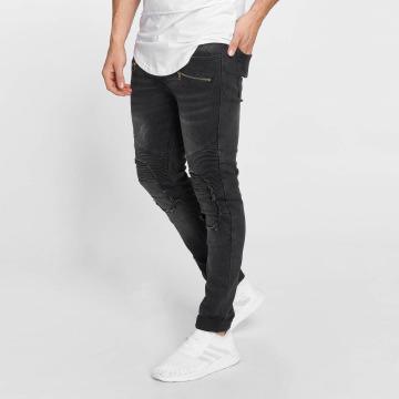 Terance Kole Skinny Jeans Zoltan čern