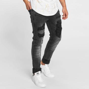 Terance Kole Straight Fit Jeans Benno čern