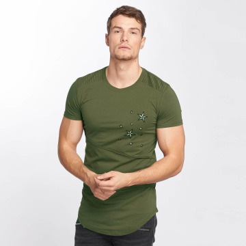 Terance Kole t-shirt London groen