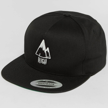 The Dudes 5 Panel Caps High черный