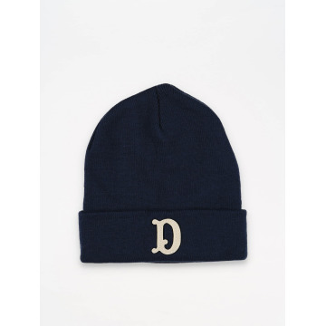 The Dudes Bonnet D Patch bleu