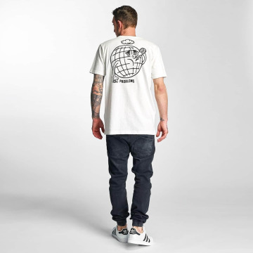 The Dudes Camiseta Problems blanco