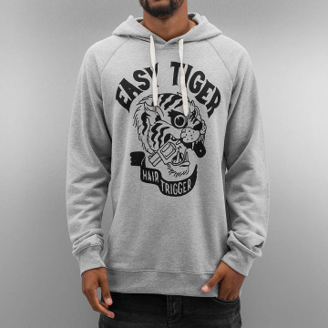 The Dudes Hoodie Easy Tiger grey