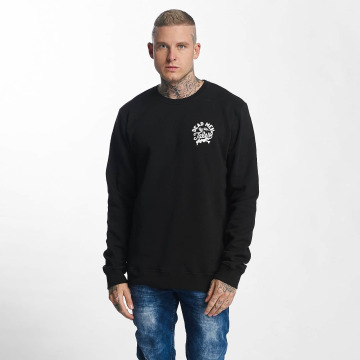 The Dudes Pullover Dead Men schwarz