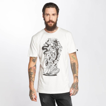 The Dudes T-Shirt Penus blanc