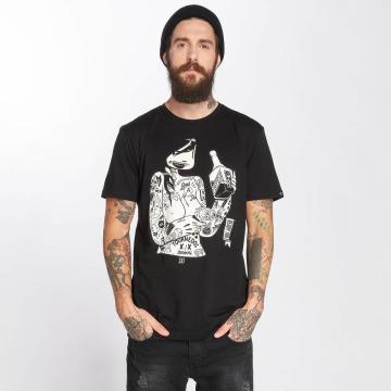 The Dudes T-shirt Sat nero