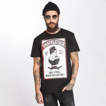 The Dudes T-Shirt Fat Boy noir