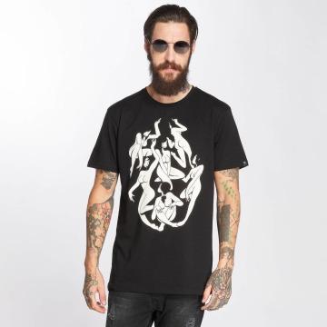 The Dudes T-Shirt Martians schwarz