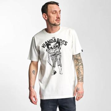 The Dudes T-Shirt Viandardes white