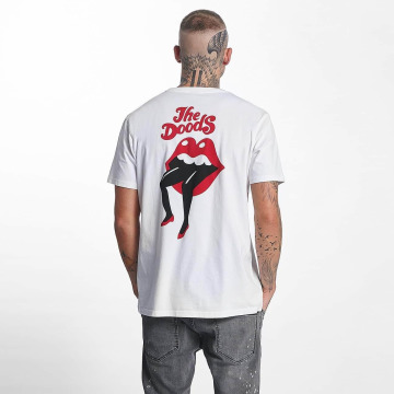 The Dudes T-Shirt Lips white