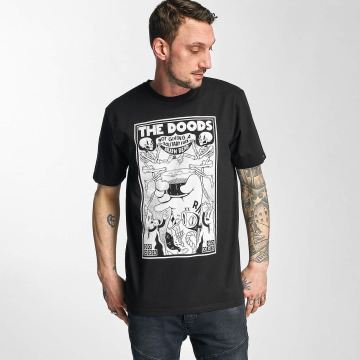The Dudes t-shirt Poison zwart