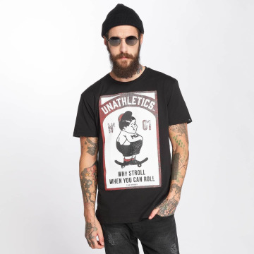 The Dudes t-shirt Fat Boy zwart