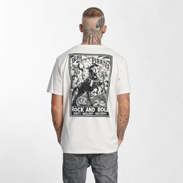 The Dudes T-Shirty Dead Pirates bialy