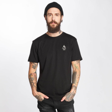The Dudes T-Shirty High czarny
