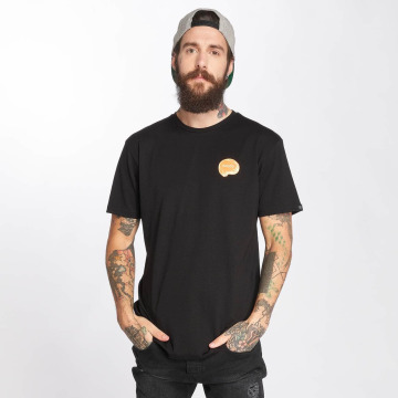 The Dudes T-Shirty Meat Jap czarny
