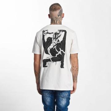 The Dudes T-skjorter Foe hvit