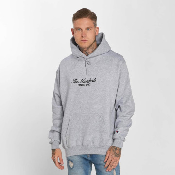 The Hundreds Hoodie Rick Embroidery gray