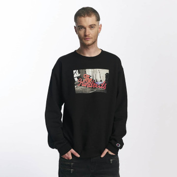 The Hundreds Pullover Wearhouse black