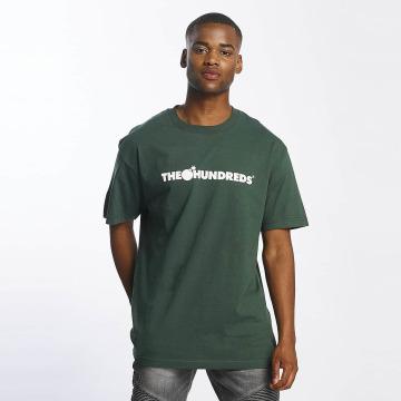 The Hundreds T-Shirt Forever Bar Logo green