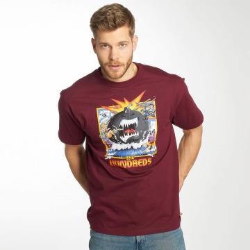 The Hundreds T-shirt Dixon rosso