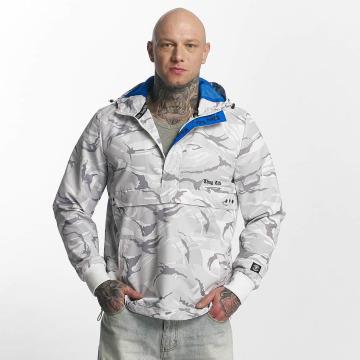 Thug Life Демисезонная куртка Threat белый