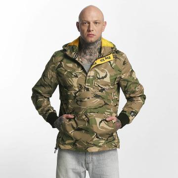 Thug Life Демисезонная куртка Threat зеленый