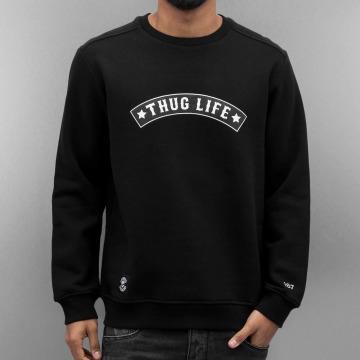 Thug Life Пуловер Rudedigga черный