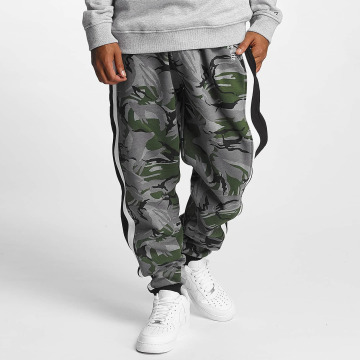 Thug Life Спортивные брюки Lecter камуфляж