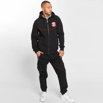 Thug Life Anzug  Panther Suit Black...