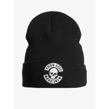 Thug Life Basic Čepice Basic Skull čern