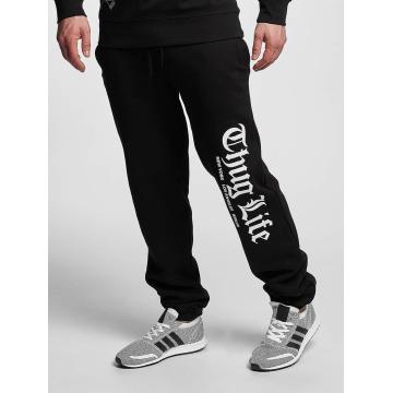 Thug Life Basic Jogging kalhoty Cities čern