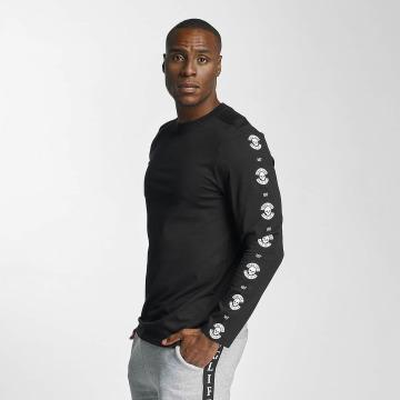 Thug Life Camiseta de manga larga Carlos negro