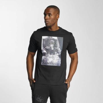 Thug Life Camiseta Scar negro