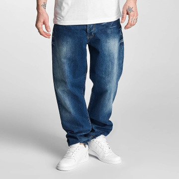 Thug Life Carrot jeans Anadyr blauw