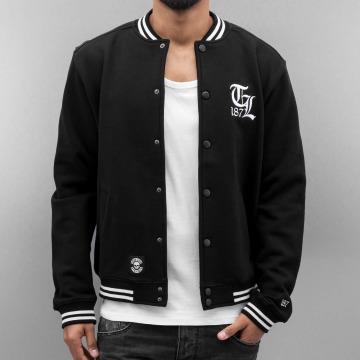Thug Life College Jacket Zoro black