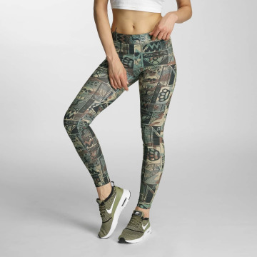 Thug Life Legging Broon camouflage