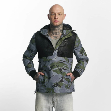 Thug Life Lightweight Jacket Skin black