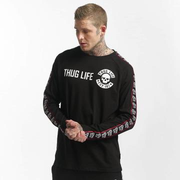 Thug Life Longsleeve Lux black