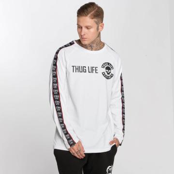 Thug Life Longsleeve Lux weiß