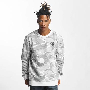 Thug Life Pullover Hidden white