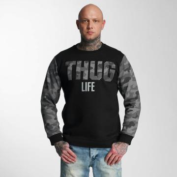 Thug Life Puserot Zombi harmaa