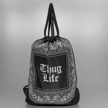 Thug Life Sacchetto Paisley nero