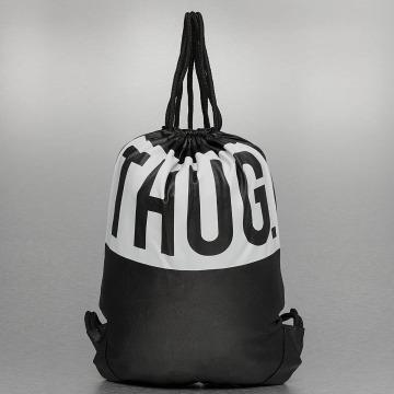 Thug Life Sacchetto THUG. nero