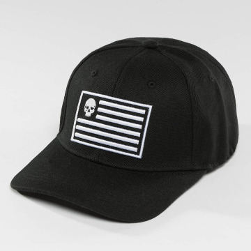 Thug Life Snapback Flag èierna