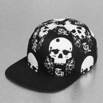 Thug Life snapback cap The Scull zwart