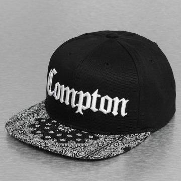 Thug Life Snapback Caps Paisley czarny
